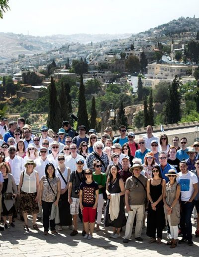 TSO in Jerusalem May 2017