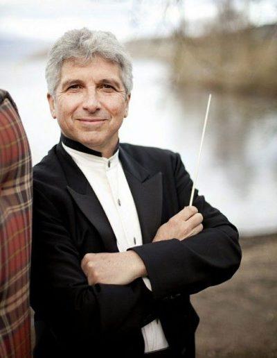 Peter Oundjian in Scotland