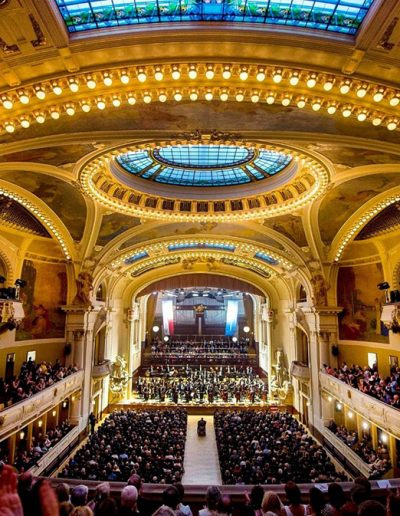 Smetana Hall, Prague, May 19 & 20, 2017